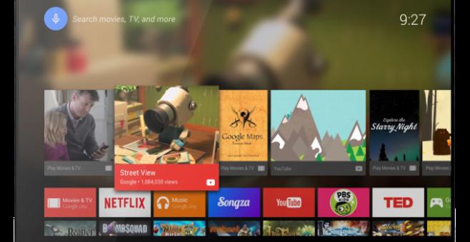Google Play ya acepta aplicaciones compatibles con Android TV
